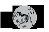 Перчатки DOZER для тонких технических работ