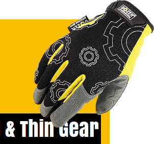 Thin Gear